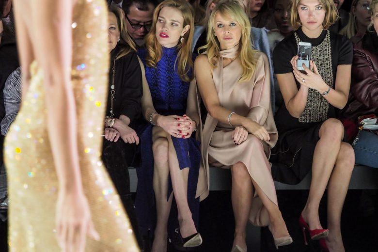 Haute Couture: le celeb alle sfilate parigine dell'Alta Moda