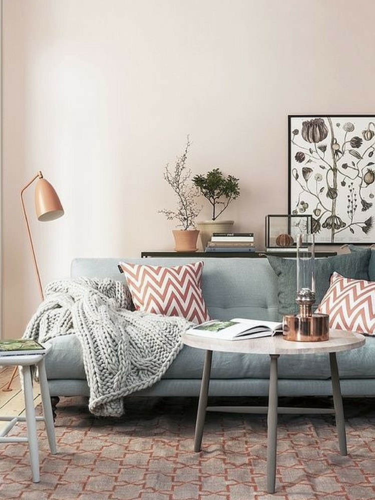 Stile scandinavo e minimal design nordico