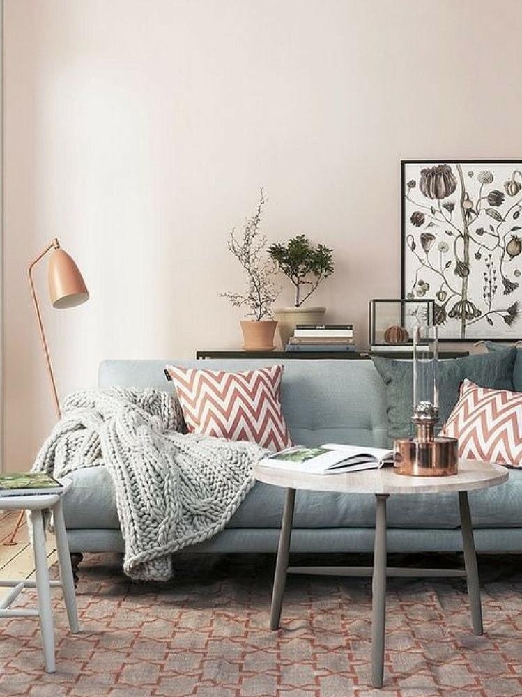 Stile scandinavo e minimal design nordico