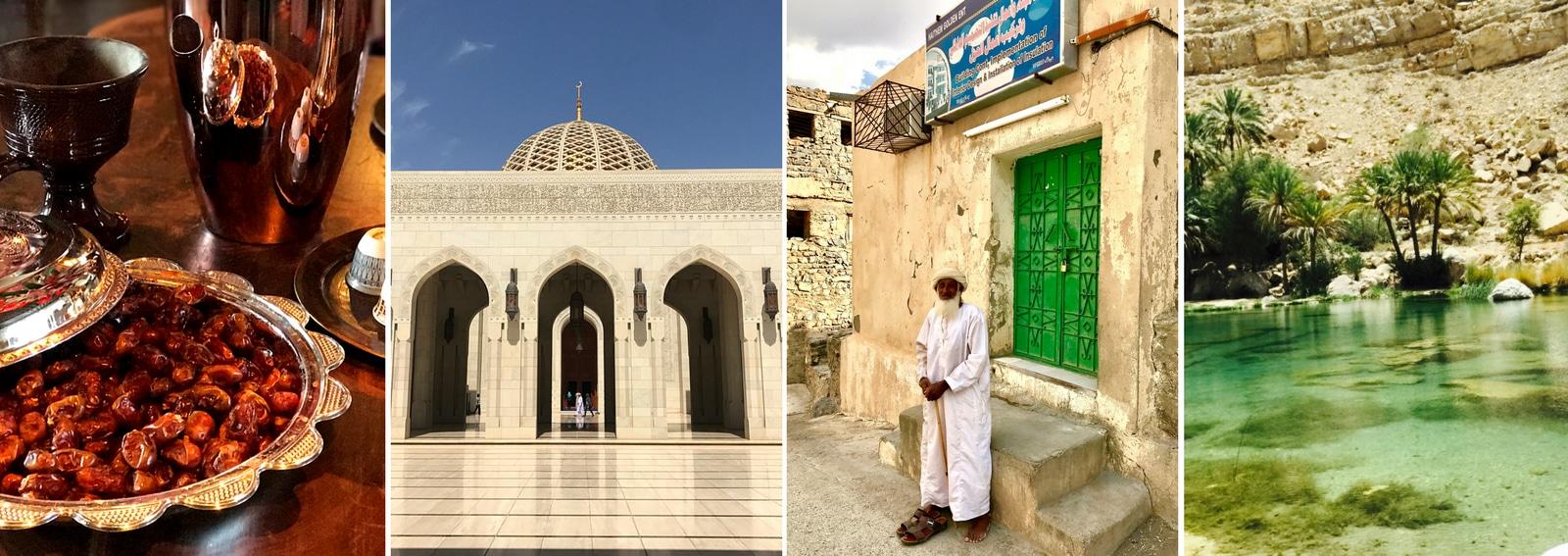 Viaggio in Oman destinazione 2018 paese arabo sicuro tranquillo vacanza mare e scoperta DESK