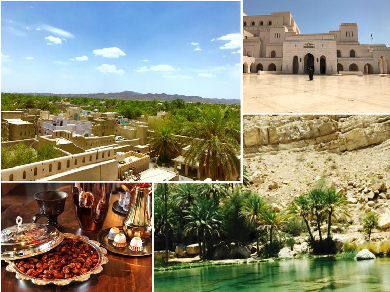 Viaggio in Oman destinazione 2018 paese arabo sicuro tranquillo vacanza mare e scoperta MOBILE