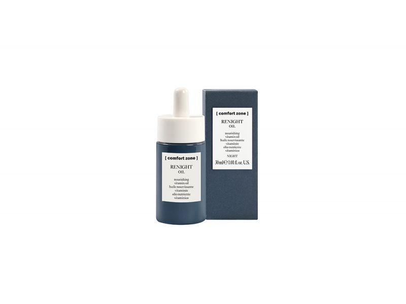 beauty-routine-serale-i-prodotti-adatti-per-sfruttare-al- meglio-la- notte- Comfort Zone Renight Oil