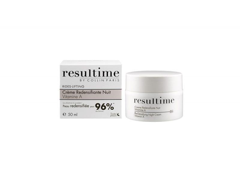 beauty-routine-serale-i-prodotti-adatti-per-sfruttare-al- meglio-la- notte- Crème Redensifiante Vitamina A – NUIT