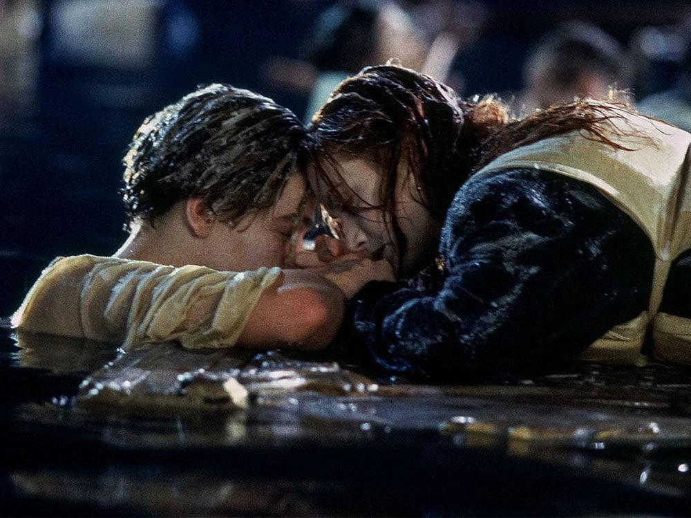 titanic mare ghiacciato