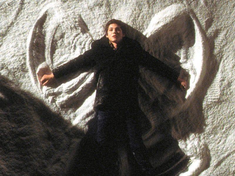 snow angel noi siamo infinito