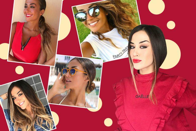 Giorgia Palmas capelli: i migliori look della star di instagram
