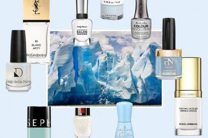 Manicure: tonalità fredde per gli smalti più cool
