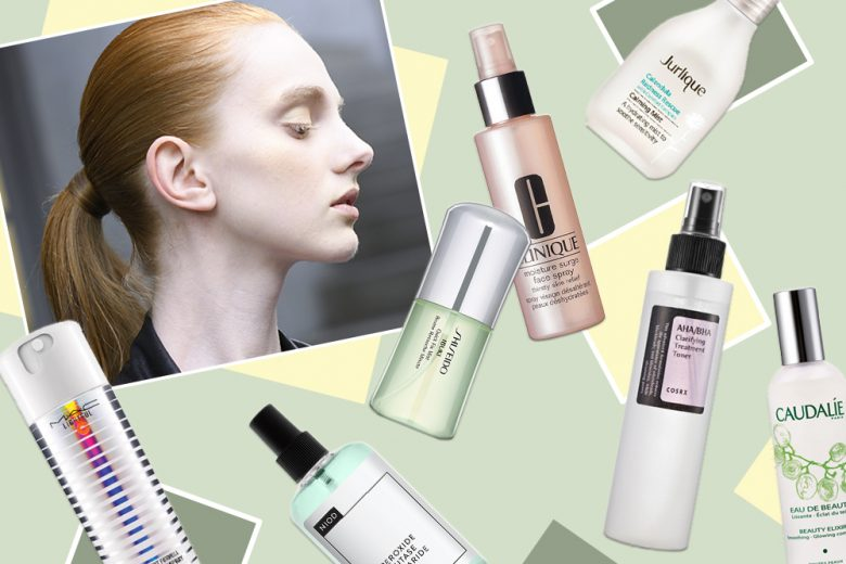 Skin care spray: la beauty routine comoda e veloce con prodotti da vaporizzare