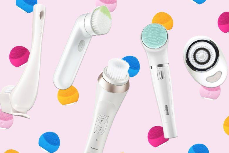 Spazzole per la pulizia del viso: le caratteristiche, come si usano e come funzionano
