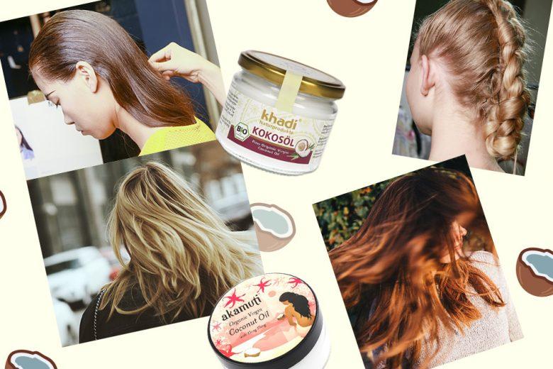 Olio di cocco per capelli: i benefici, quale scegliere e come si usa