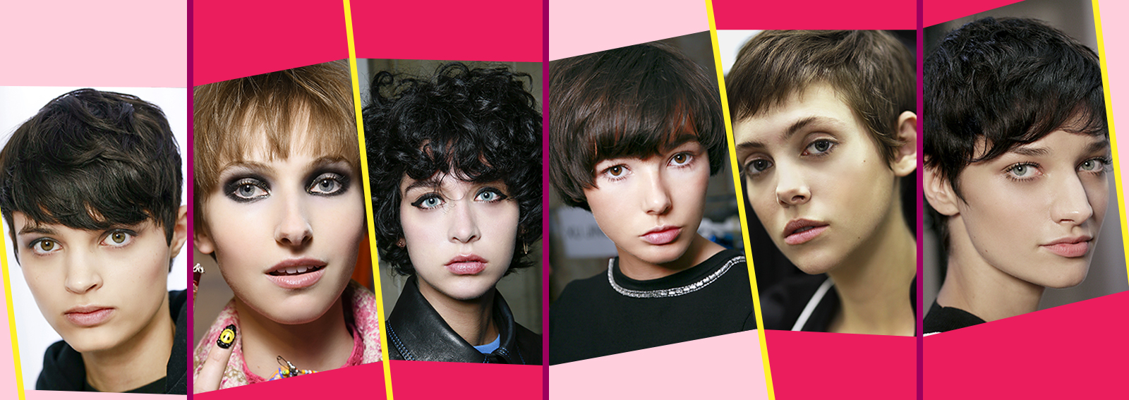 Taglio corto con frangia: gli hairlook di tendenza del momento