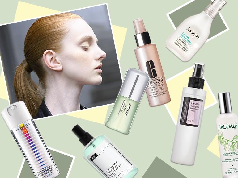 Skincare spray: la beauty routine diventa comoda e veloce
