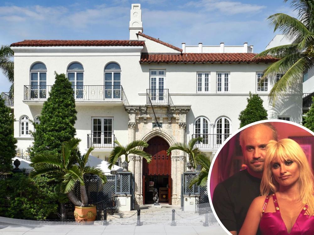 Villa causarina la casa di gianni versace a miami for Case di casa