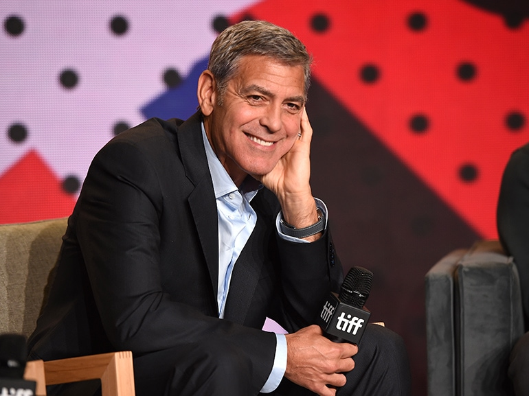 cover george clooney serie tv mobile