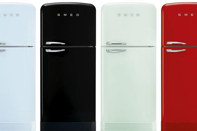 Smeg: il frigorifero Anni '50 si rinnova