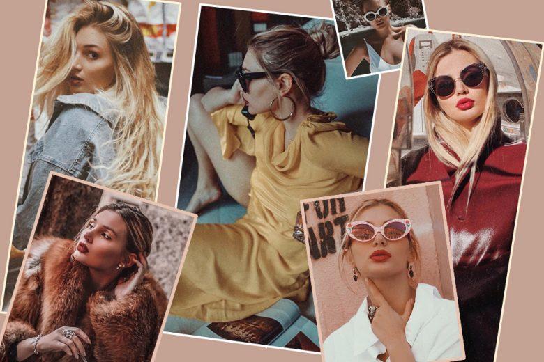 Cristina Musacchio beauty look: trucco e capelli dell'influencer italiana