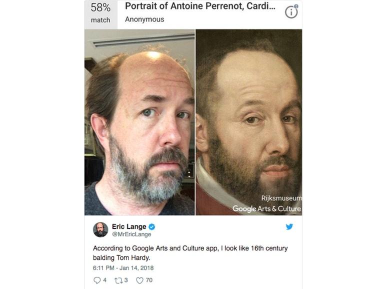 eric lange google arts