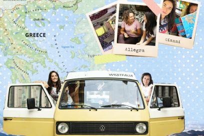 Giulia Valentina: «Ho viaggiato su un van con una sconosciuta»