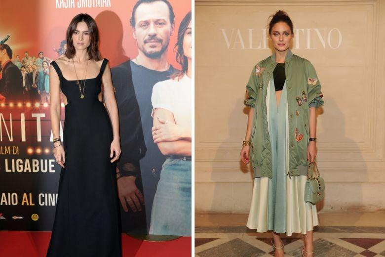 Kasia Smutniak, Olivia Palermo e le altre star meglio vestite della settimana