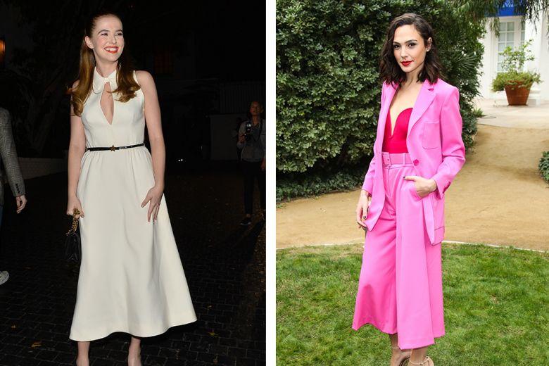 Miriam Leone, Gal Gadot e le altre star meglio vestite della settimana