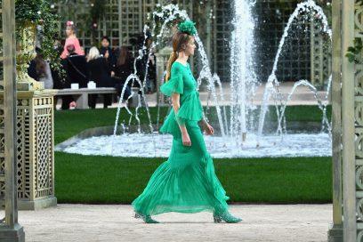 Chanel: il giardino in fiore della Haute Couture