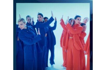 Dua Lipa indossa Patrizia Pepe nel nuovo singolo IDGAF