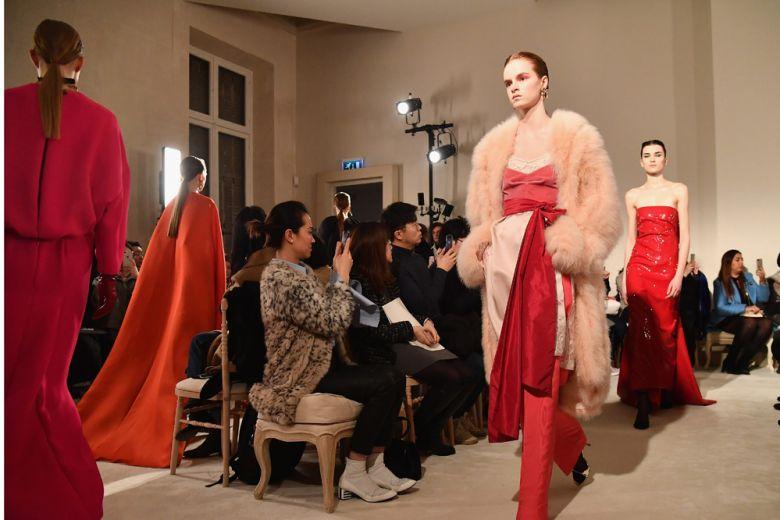Valentino e la tradizione dell'Haute Couture