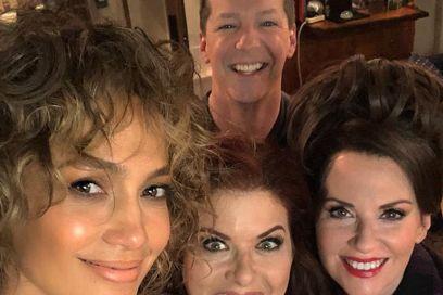 Nella nuova stagione di Will e Grace c'è anche Jennifer Lopez