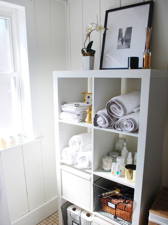 Come usare la libreria kallax di ikea in ogni stanza - Ikea soprammobili ...