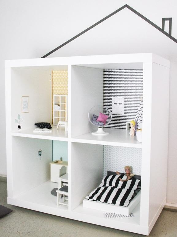 Come Usare La Libreria Kallax Di Ikea In Ogni Stanza Grazia It