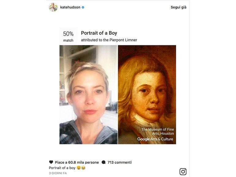 kate hudson google arts