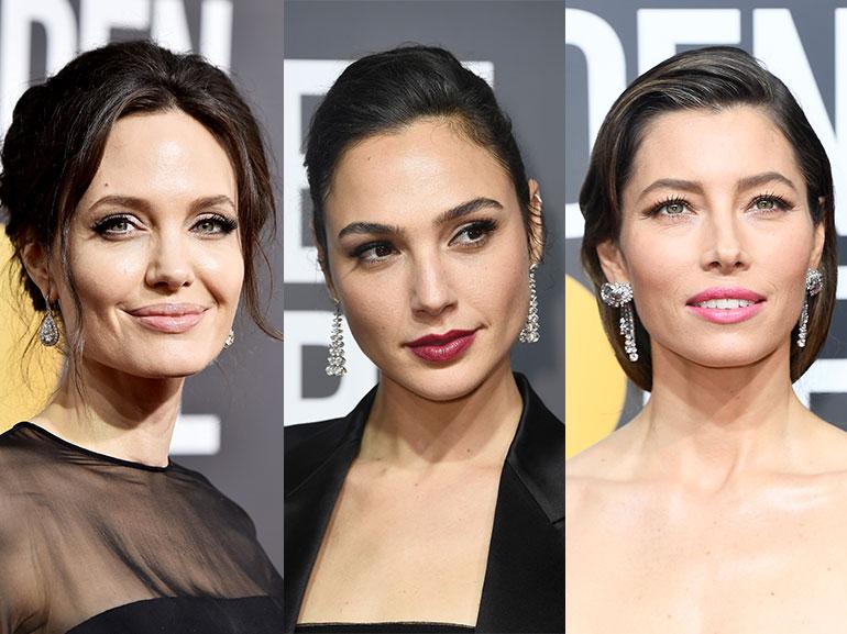 Golden Globe 2018: i beauty look delle star