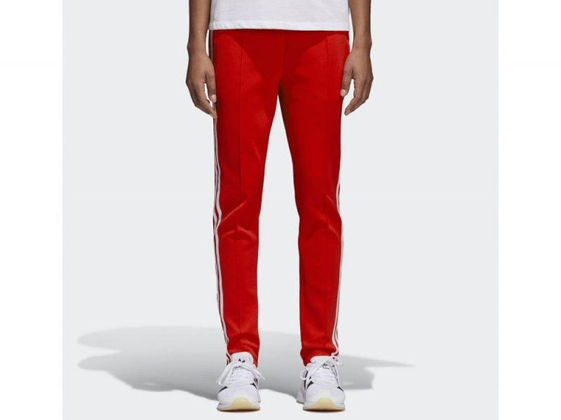 pantaloni-tuta-adidas-rossi