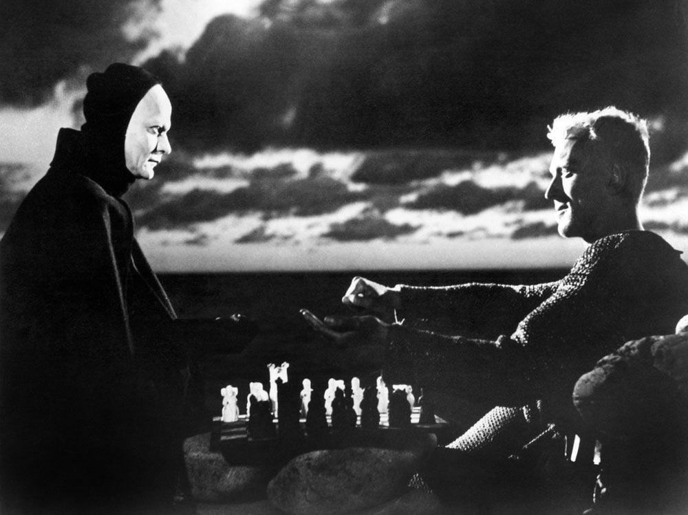 partita scacchi morte settimo sigillo