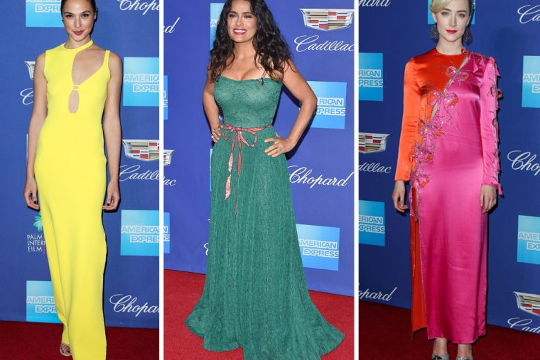 Palm Springs International Film Festival 2018: i look del red carpet