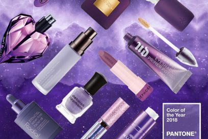 Ultra Violet: i prodotti di bellezza, make up e skin care nel colore viola Pantone 2018