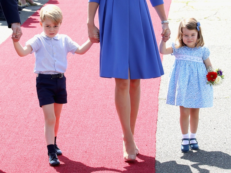 Kate Middleton taglia i capelli e li dona alla Little Princess Trust