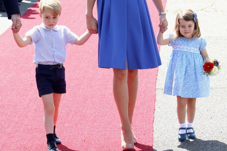 Il terzo Royal Baby si chiama Louis Arthur Charles, Principe di Cambridge