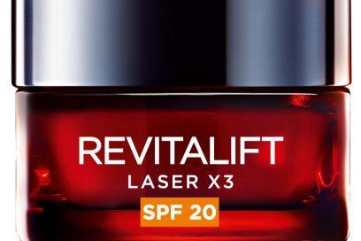 rughe-sul-collo-le-cause-le-creme-e-i-massaggi-giusti-per-eliminarle-Revitalift Laser SPF 20