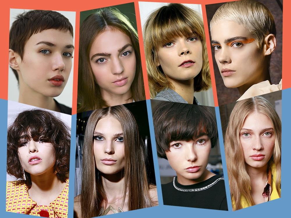 tagli capelli medi corti lunghi primavera estate 2018 collage_cover