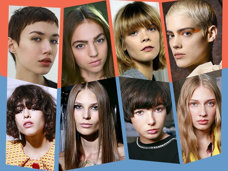 tagli capelli medi corti lunghi primavera estate 2018 collage_mobile