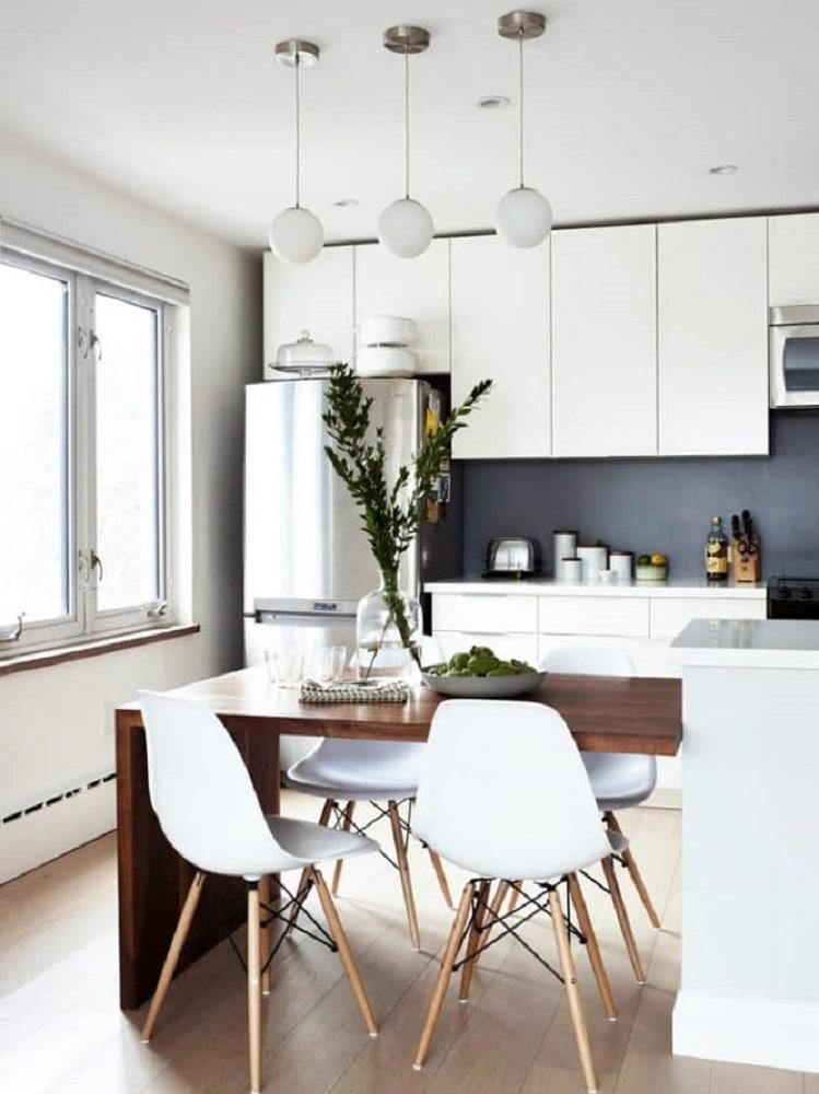 Come inserire il tavolo in una cucina piccola 10 idee da copiare - Tavolo a scomparsa per cucina ...