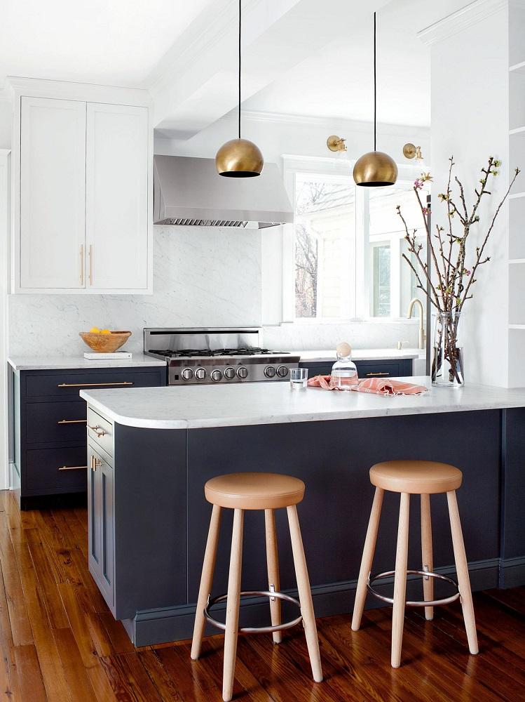 Come inserire il tavolo in una cucina piccola: 10 idee da copiare ...