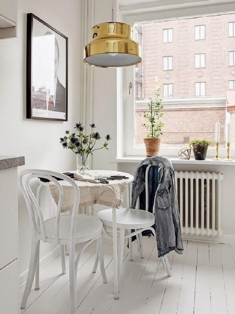 Come inserire il tavolo in una cucina piccola 10 idee da for Piccola cucina grande casa