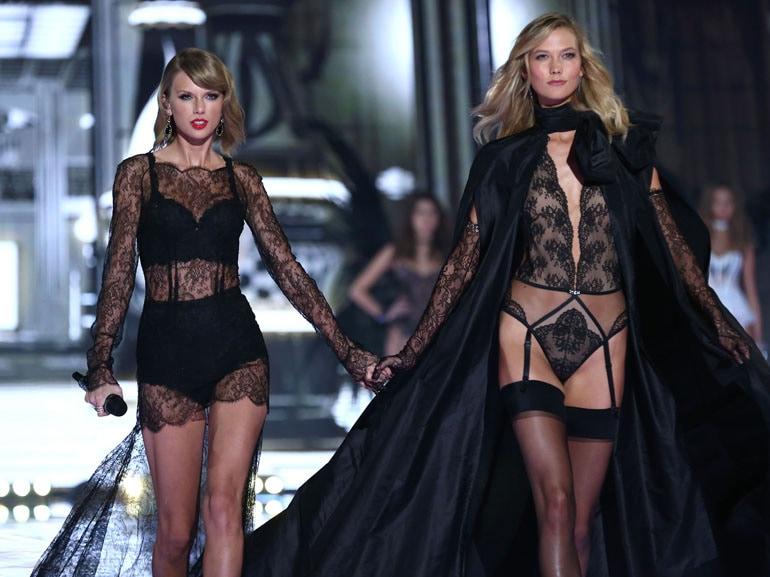 2014 Victoria's Secret Fashion Show – Runway