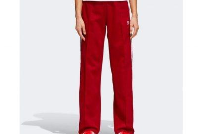 tuta-pantaloni-adidas-bordeaux