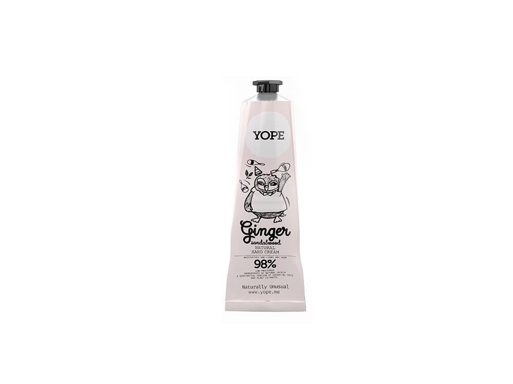 yope ginger sandalwood