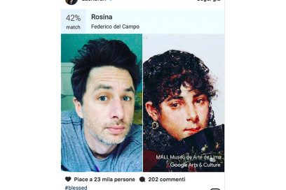 zach braff google arts