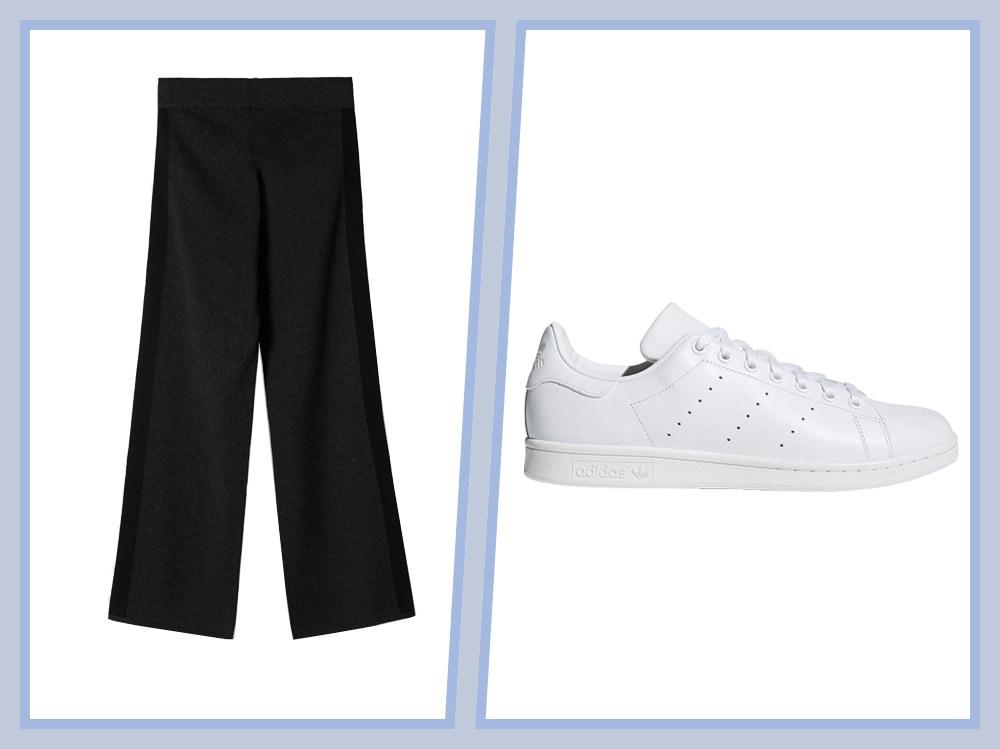 reputable site 7177d e6b32 Come abbinare i pantaloni della tuta: 6 look per tutti i giorni