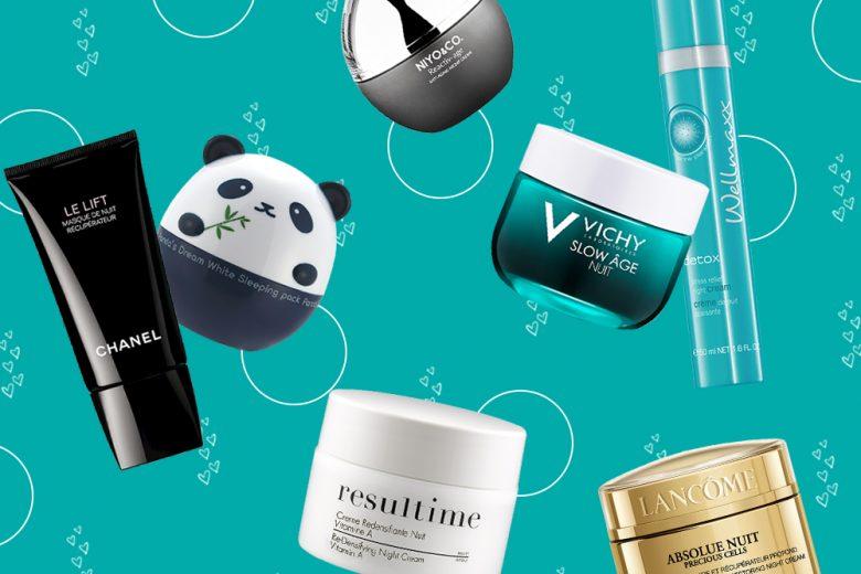 11 modi per rigenerare la vostra pelle mentre dormite